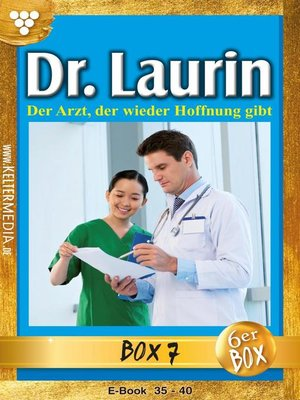 cover image of Dr. Laurin Jubiläumsbox 7 – Arztroman