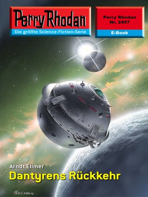 cover image of Perry Rhodan 2457