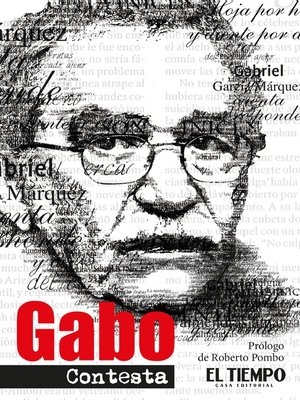 cover image of Gabo contesta