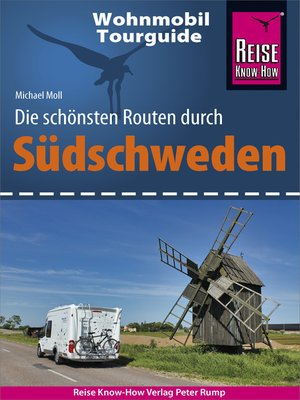 cover image of Reise Know-How Wohnmobil-Tourguide Südschweden