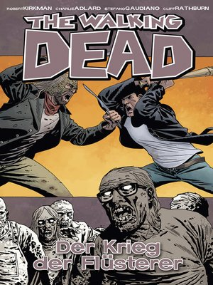 cover image of The Walking Dead 27