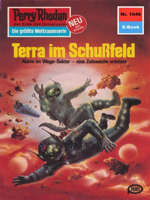 cover image of Perry Rhodan 1046