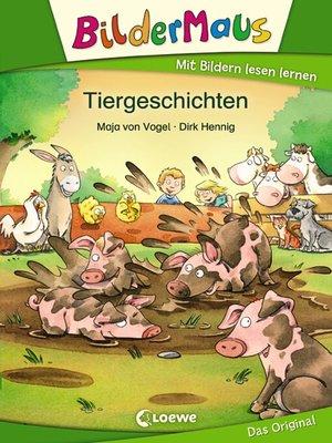 cover image of Bildermaus--Tiergeschichten