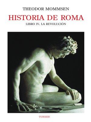 cover image of Historia de Roma. Libro IV
