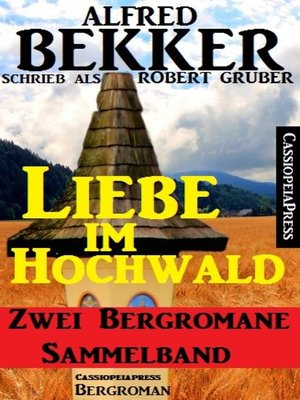 cover image of Liebe im Hochwald