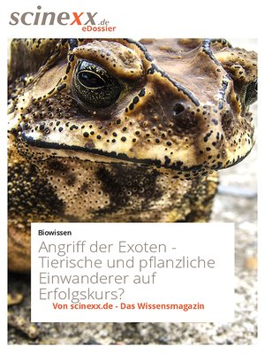 cover image of Angriff der Exoten