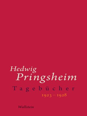 cover image of Tagebücher