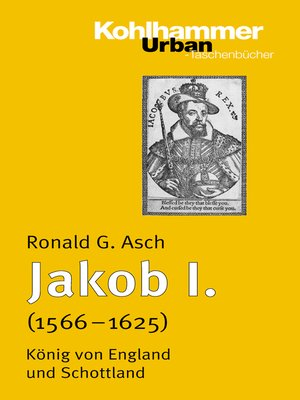 cover image of Jakob I. (1567--1625)