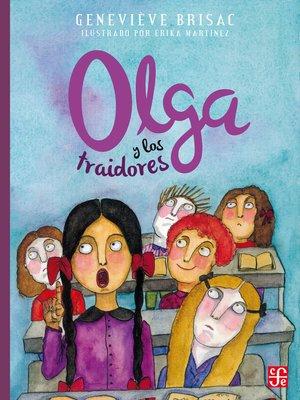cover image of Olga y los traidores
