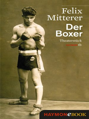 cover image of Der Boxer