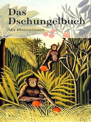 cover image of Das Dschungelbuch