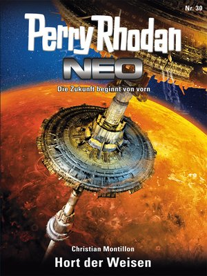 cover image of Perry Rhodan Neo 30