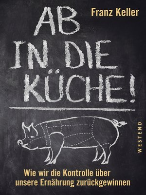 cover image of Ab in die Küche!