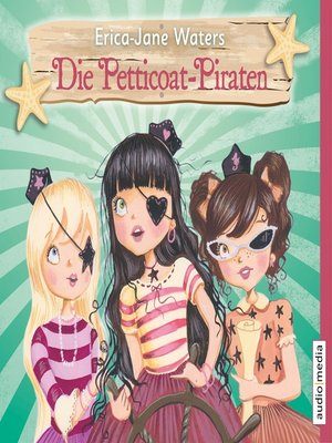 cover image of Die Petticoat-Piraten
