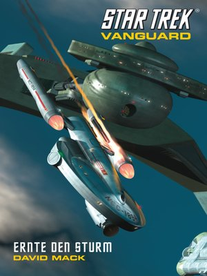 cover image of Star Trek--Vanguard 3