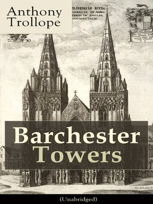 cover image of Barchester Towers (Unabridged)