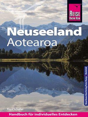 cover image of Reise Know-How Reiseführer Neuseeland