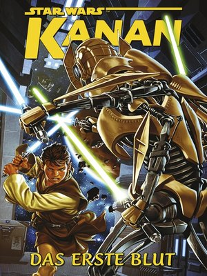 cover image of Star Wars Kanan