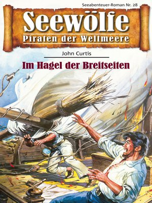 cover image of Seewölfe--Piraten der Weltmeere 28