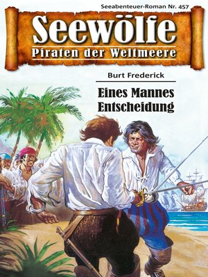 cover image of Seewölfe--Piraten der Weltmeere 457