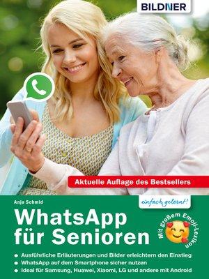 cover image of WhatsApp für Senioren