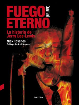 cover image of Fuego eterno