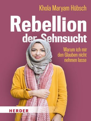cover image of Rebellion der Sehnsucht