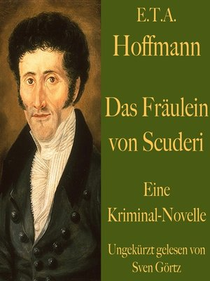 cover image of E. T. A. Hoffmann