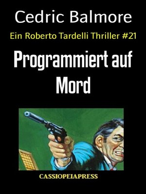 cover image of Programmiert auf Mord
