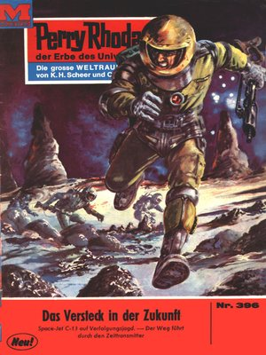 cover image of Perry Rhodan 396