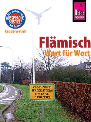 cover image of Reise Know-How Sprachführer Flämisch--Wort für Wort