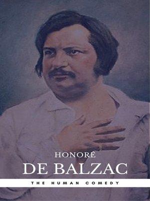 cover image of Honoré de Balzac
