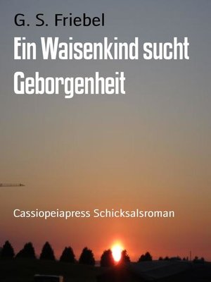 cover image of Ein Waisenkind sucht Geborgenheit