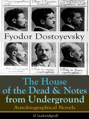 cover image of The House of the Dead & Notes from Underground
