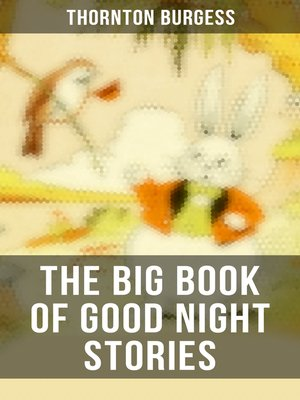 cover image of The Big Book of Good Night Stories