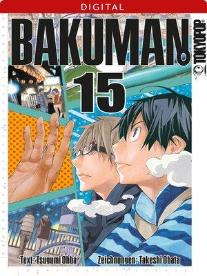 cover image of Bakuman. 15