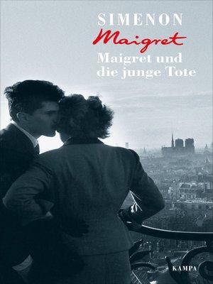 cover image of Maigret und die junge Tote