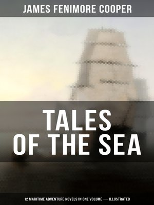 cover image of TALES OF THE SEA