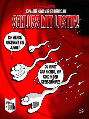 cover image of Schwarzer Humor aus der Horrorklinik 2