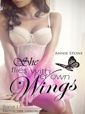 cover image of She flies with her own wings