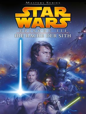 cover image of Star Wars Masters, Band 11--Episode III--Die Rache der Sith