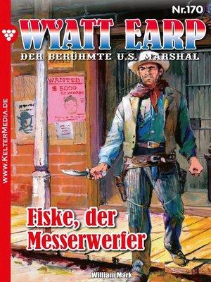 cover image of Wyatt Earp 170 – Western