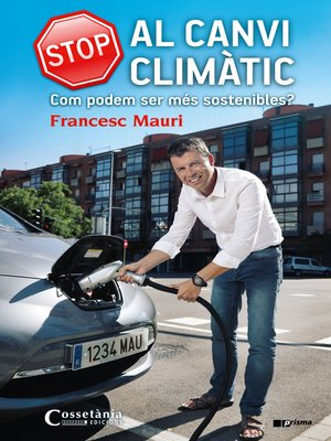 cover image of Stop al canvi climàtic