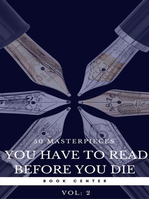 cover image of 50 Masterpieces you have to read before you die vol 2 (Book Center)