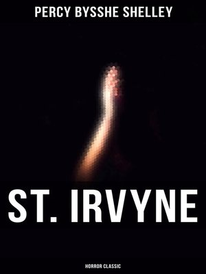 cover image of St. Irvyne (Horror Classic)