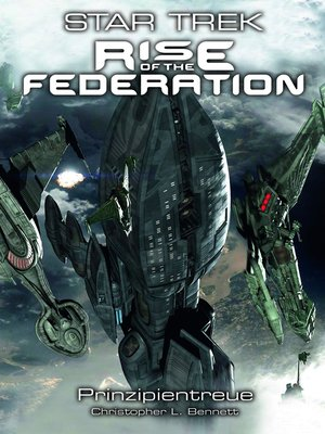 cover image of Star Trek--Rise of the Federation 4