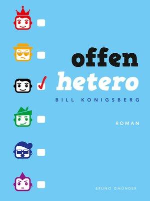 cover image of Offen hetero