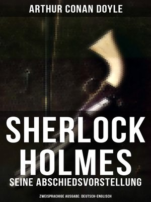 cover image of Sherlock Holmes