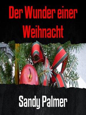 cover image of Der Wunder einer Weihnacht