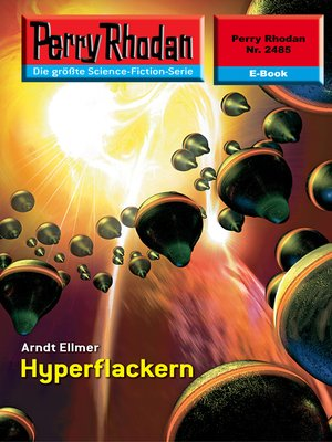 cover image of Perry Rhodan 2485